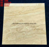 熱い建築材料の磁器のタイルの2表面が付いている白い大理石の自然で完全な磨かれた艶をかけられた床タイル