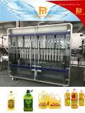 2000 botellas/relleno del aceite de mesa de la botella de la hora 5L y máquina del lacre