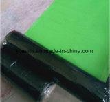 bagnato-pavimentazione della membrana d'impermeabilizzazione del bitume autoadesivo del polimero della pellicola dell'HDPE