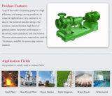 Pompe de circulation centrifuge diesel d'eau chaude de vente chaude pour la métallurgie