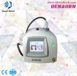 Máquina médica portátil da depilação da remoção do cabelo do laser