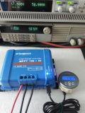 Регулятор регулятора заряжателя солнечной батареи Fangpusun голубой MPPT 50A 12V 24V