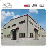 Grande magazzino del metallo di Pre-Ingegneria della portata/magazzino d'acciaio prefabbricato/acciaio prefabbricato