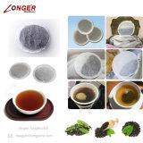 Empaquetadora redonda del bolso de polvo del té de la alta calidad