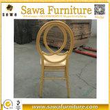 Qualitäts-Großhandelsgoldhölzerner Phoenix-runder entspannender Stuhl