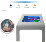 Плоско водоустойчивый Multi экран касания пунктов пол таблицы касания 55 дюймов взаимодействующий Multi стоя Signage цифров