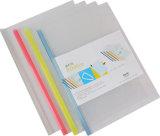 Büro-Briefpapier-Plättchen greift Listendatei q-Pole