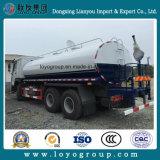 販売のためのSinotruk HOWO 6X4 20m3水タンク車のスプレーのトラック