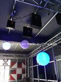 Bola de caída de elevación del RGB LED para el efecto de adornamiento especial de la etapa (HL-054)