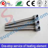 Funda de la prueba con el elemento de calefacción del tubo de la calefacción