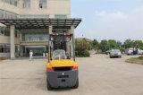pequeña carretilla elevadora diesel de 2ton 2.5ton con el desplazador lateral
