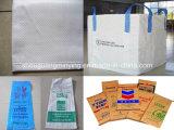 Saco laminado tecido PP para o arroz da embalagem