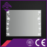 LED Jnh247 nouvelle conception Effacer Illuminating Bathroom Miroir