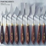 Couteau de peinture de palette, couteau de palette