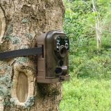 Mais novo produto 1080P 12MP Digita IR Hunting Trail Scounting Camera