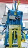 Верхняя электрическая автоматическая прессформа студневания давления зажимая машину