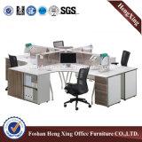 Poste de travail moderne de meubles de bureau de partition de bureau (HX-6M172)
