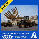 Mini chargeur aplanissant au bulldozer de cabine de chargeur des prix de petit de chargeur chargeur bon marché de pelle rétro à vendre Zl26