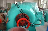 Francis - datilografar a turbina Hydroelectric do gerador & da água