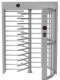 Innenantikorrosions-Sicherheits-volle Höhen-Drehkreuz-Tür, die mit Puder-Beschichtung rotiert