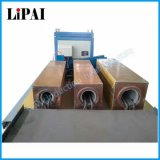 Máquina de recalcar caliente de la calefacción de inducción electromágnetica de la frecuencia ultrasónica 200kw