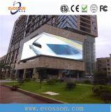 Pantalla LED al aire libre de la pantalla SMD 3 en 1