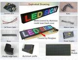 WiFi LED Meldung-Zeichen-Vorstand für das System, das P10mm bekanntmacht