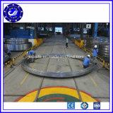Fabricante de China que faz à máquina a flange da torre do vento de S355nl Z25