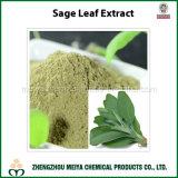 5:1 sage d'extrait de poudre d'ingrédient médicinal d'approvisionnement d'usine, 10:1