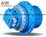 Crawler Final Drive Hydraulic Travel Motor pour Excavatrice 1.5t ~ 2.5t