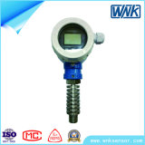 Capteur de pression intelligent de cerf d'Exia avec l'indicateur d'affichage à cristaux liquides de l'application dangereuse