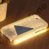 Het Licht van Selfie op het Geval van Lumee van de Telefoon voor iPhone 6s