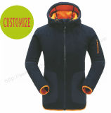 Logo Escudo personalizar con piel Outwear Deportes en ropa de abrigo Fw-8802