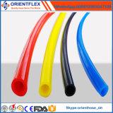 Tuyau pneumatique PU tressé flexible avec ajustement en laiton
