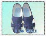 Zapato de la lona 4-Eyes del ESD (LH-120-2), zapatos de funcionamiento del ESD