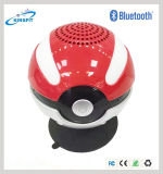 O Sell quente Pokeball Pokemon vai mini altofalante sem fio de Bluetooth