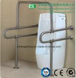 Barre d'encavateur antibactérienne et Anti-Dérapante d'acier inoxydable