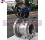 OEM V Segment Ball Valve per Water Treatment Ball Valve