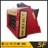 Cat330掘削機の粉砕機のバケツの石炭クラッシャ