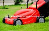 Segadeira de gramado Power-Driven portátil de 16 polegadas da segadeira de gramado do impulso da mão