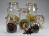 El almacenaje de cristal sacude (9015000)