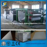 Placa de papel Waste que recicl para planta ondulada da máquina da fatura de papel de Kraft