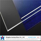 Vetro fotovoltaico dell'AR per il modulo della pila solare