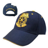 Polyester Broderie Cap (JRP022)