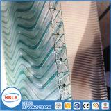 S-Form-Büro-Partition-Dekoration-Höhlung-Polycarbonat-Blatt