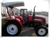 40HP 4 Wd Te 404 Tractors met 8+8 Shifts voor Sale