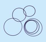 Anel-O de borracha material do selo de NBR, cabo de alta pressão do anel-O