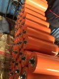 Het op zwaar werk berekende Staal draagt Rollen voor het Systeem van de Transportband van de Riem van de Mijnbouw