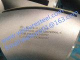 Guerre biologique DN 100xs40s ASTM A403 wp 904L-S ASME B16.9 de la LR du coude 45