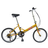 "20 "" 6sp chinos Steel Frame 20f03 Folding Bike"
